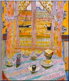 Pierre Bonnard - Normandie. Pierre Bonnard was a French painter and printmaker, as well as a founding member of Les Nabis and considered one of the greatest colorists.