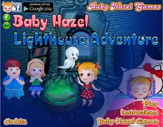Baby Hazel is on a joyful cruise amidst the deep sea in her fantasy world. She locates a  lighthouse on her voyage and reaches there by boating. Oh! But its haunted. Play the game to thrill yourself with Hazel at haunted lighthouse. http://www.topbabygames.com/baby-hazel-lighthouse-adventure.html