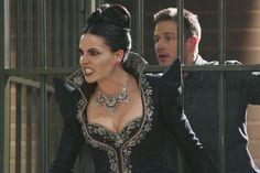 Evil Queen & Charming episode 10 still.