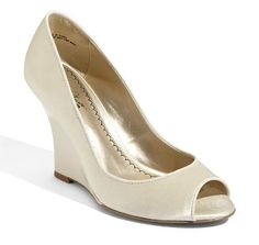 bridal shoes for outdoor wedding....