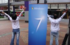Microsoft Windows 7 may not be quietly going into the night; new data shows it still runs 54% of all Windows computers.