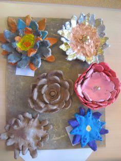 klei bloem groep 4