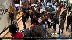 Protesters across nation protest Ferguson grand jury decision