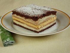 Sweet Recipes, Tiramisu, Sweets, Breakfast, Cake, Ethnic Recipes, Food, Hungary, Morning Coffee