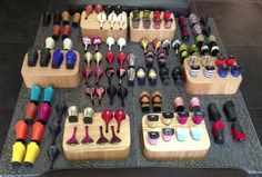 Designer creates shoes with removable heels - @ealmicla