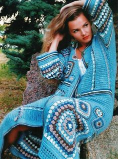 New Crochet Shrug Lacy 55 Ideas Cardigan Au Crochet, Gilet Crochet, Crochet Coat, Crochet Winter, Crochet Jacket, Freeform Crochet, Cardigan Pattern, Crochet Granny, Crochet Clothes
