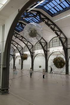 Tomas Saracenos Giant Bubbles in Berlin