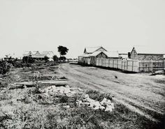Goal and Police offices on the right and Government House on the left,Esplanade,Palmerston, (Darwin) in the Northern Territory in 🌹 Darwin, Offices, Goal, Police, Australia, History, House, Outdoor, Outdoors