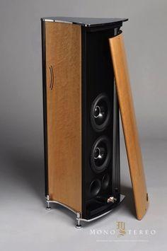 Franco Serblin Ktema loudspeakers