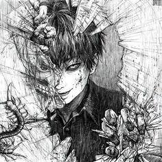 ideas for sad art drawings tokyo ghoul Anime Yugioh, Manga Anime, Anime Body, Anime Pokemon, Otaku Anime, Manga Art, Manga Tokyo Ghoul, Juuzou Tokyo Ghoul, Ken Tokyo Ghoul