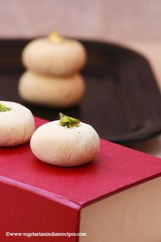 Sandesh or sondesh is a traditional bengali sweet dish.  It is very easy to prepare and tasty.  It is made with chenna or fresh paneer.