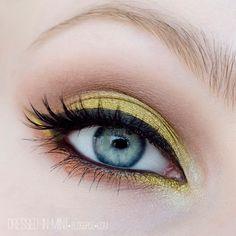 GOLD Christmas – Makeup Geek
