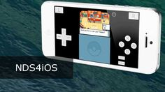nds4ios roms pokemon download x and y, heart gold, black 2. super mario bros