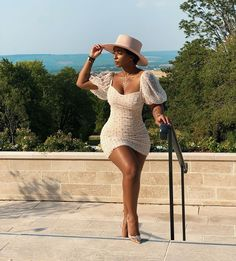 is out to slay and slay she does all day every day! Classy Outfits, Chic Outfits, Summer Outfits, Girl Outfits, Fashion Outfits, Dress Fashion, Fashion Clothes, Fashion Tips, 70s Fashion