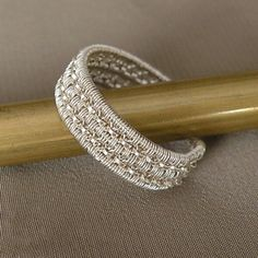 Tutorial - wire-wrapped ring (Tutorial to Buy)