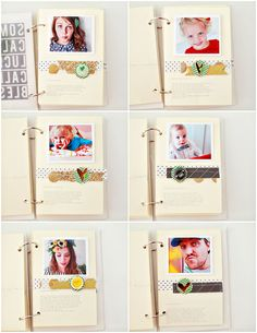 Family mini album. So doing this!! Love me some @Liz Kartchner