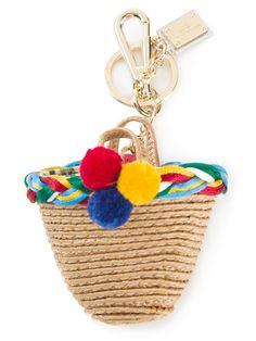 3cbe3edb453 Dolce   Gabbana  shopping Basket  키 장식 - Vinicio - Farfetch.com