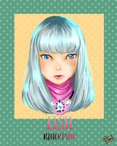 LISA BLACKPINK FANART