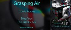 Reese's Reviews: Grasping Air Blog Tour - Review Post