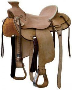 Westernové sedlo DENVER WADE ROUGH OUT | Horseriding.cz: Jezdecké potřeby, jezdecká sedla, jezdecké vybavení, lonžování, deky, sedla, uzdění...