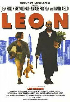 Movie Poster Size, Old Movie Posters, Film Posters, Leon The Professional, Professional Poster, Film Poster Design, Poster Designs, Luc Besson, Movie Decor