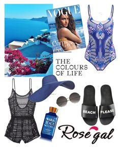"""""""ROSEGAL.COM EXTRA $30-$3,$50-$5,$100-$10 SITE WIDE CODE: ROSEPC2017 ( end: 30th June)"""" by tatiana-fraga on Polyvore featuring moda, Victoria's Secret e Schutz"""