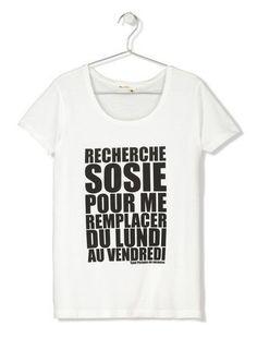 27b82675246ec 23 meilleures images du tableau Fun | T shirts, Sweat shirt et Tee ...