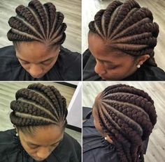 Simple and Stylish Ideas Can Change Your Life: Bangs Hairstyles Ponytail cornrows hairstyles for school.Cornrows Hairstyles For School women hairstyles long perm.Women Hairstyles With Glasses Over Cornrows Braids For Black Women, Black Girl Braids, Girls Braids, Braids For Black Hair, Big Braids, Ghana Braids Hairstyles, Short Weave Hairstyles, Braided Hairstyles For Black Women, Updos Hairstyle