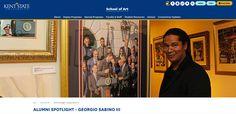 Case Western Reserve University, Kent State University, Malcolm X, Matthew Mcconaughey, Oprah Winfrey, Former President, Barack Obama, Art School, Spotlight