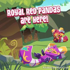 Animal Jam World (animaljamworld) on Pinterest