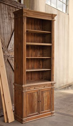 Pine Open Face Cabinet. $1869.