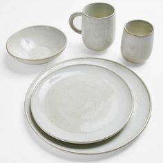 ABC Cocina Ivory Dinnerware