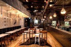 Restaurant Interior by molly
