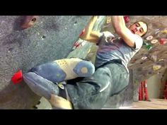 Climbing Workouts - Footwork Technique Training - Drills and Exercises - YouTube