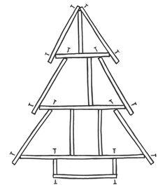 Houten kerstboom maken? Stap voor stap uitgelegd ✓ Vakkundig klusadvies & doe-het-zelf tips ✓ Stel een vraag of deel jouw klus