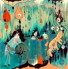 Artist: Camilla Rose Garcia