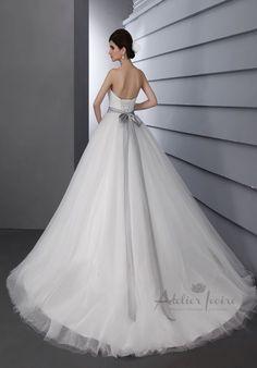 Wedding dress Mesina by Atelier Ivoire