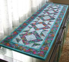 Quilting Ideas | Project on Craftsy: Easter Table Runner
