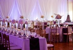 Elegant Wedding Reception Decoration   Best Wedding Decorations: Regal Crystal Wedding Reception Decorations