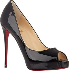 Christian Louboutin New Very Prive Pumps - Pump - Barneys.com