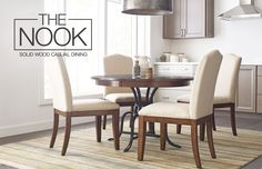 Ordinaire The Nook Casual Dining By La Z Boy Kitchens, Kitchen Table Bench,