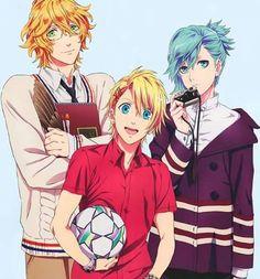 Natsuki, Syo y Ai