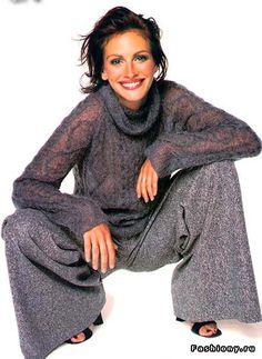 Звезды в вязаной одежде / трикотажная одежда своими руками