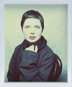 Isabella Rossellini by Eric Ogden