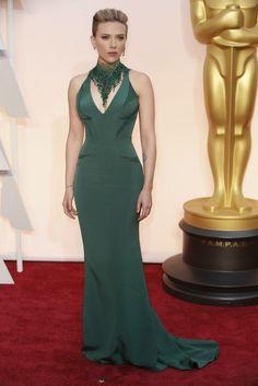 Vestidos de festa inspirados nos vestidos do Oscar 2015