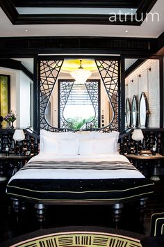 "A gorgeous property designed by Bill Bensley, ""king of exotic resorts."" Intercontinental Danang Sun Peninsula Resort. - Vietnam"