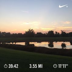 It's gonna be a great day! #morningrun #halfmarathon #halfmarathontraining #orlandorunner #floridarunner #blackmenrun #instarunners #stravarun #nrc
