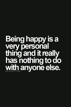 #Quote #HpLyrikz #Happy #Personal #Nothing #Anyone