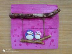 石头彩绘,...来自绘石轩的图片分享-堆糖网