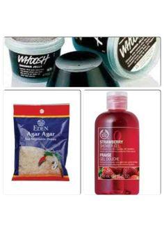 Real Women Do It Themselves : Lush Shower Jellies Without The Gelatin! Lush Shower Jelly, Shower Jellies, Homemade Beauty, Diy Beauty, Diy Wax Melts, Jelly Soap, Bath Melts, Diy Shower, Best Bath